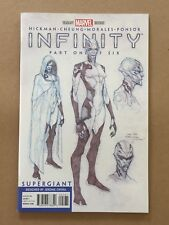 INFINITY #1 JEROME OPENA 1:50 DESIGN VARIANT COVER VF/NM 1ST PRINTING THANOS WAR