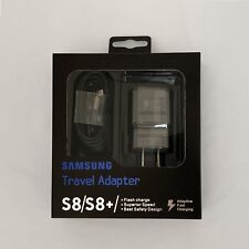 Original Fast Wall Charger + Type C Cable For Samsung Galaxy Note 8 S8 S9 Plus