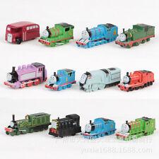 "Thomas Train & Friends Birthday Cake Topper (Set Of 12pc) 1-1/2"" X 2"""