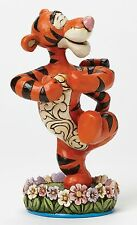 Disney Traditions T-I-Double Guh-Er Tigger Figurine 14cm 4045252 RRP£29.95
