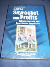 LOT of 3 Carleton Sheets DVDs 2 NEW 1 USED No Down Payment Quick Start Skyrocket