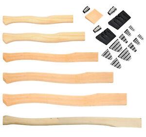 Axtstiel Holz Ersatzstiel Ersatzstiele Beilstiel Kuhfuß Axt Holzstiel 36-80cm