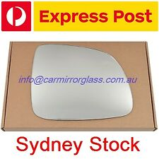 RIGHT DRIVER SIDE MIRROR GLASS FOR Holden Captiva CG CG7 2006 - 2010