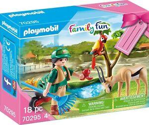 Playmobil 70295 Zoo Gift Set