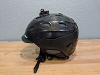 Smith Optics Vantage Koroyd Ski Helmet Matte Black Medium (54-59cm)