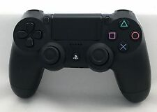 OFFICIAL GENUINE SONY PLAYSTATION 4 PS4 BLACK DUALSHOCK 4 CONTROLLER GAME PAD