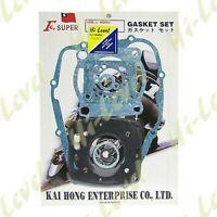Yamaha RD125LC DT125LC Completo Juego de Juntas Motor 1982-