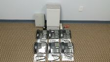 Nortel MICS office phone system package 6 M7310 8 lines Caller ID Voicemail
