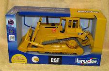 BRUDER 02422 BULLDOZER CAT scala 1:16 cod.17983
