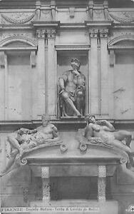 BR11621 Firenze Cappelle Medicee Tomba di lorenzo de medici  italy