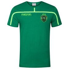 Sporting Lisbon Macron T-Shirt Size S BNWT