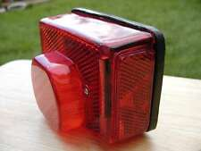 new rectangular REAR LIGHT Lucas 917 TRIUMPH T140 T150 T160 BSA Norton Commando