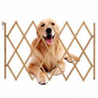 Hundezaun Hundebarriere Absperrgitter Türschutzgitter Flexibel & Mobil 108cm