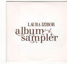 (EZ513) Laura Izibor, 4 track sampler - 2008 DJ CD