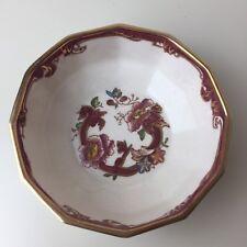 Mason's Ironstone, Red Mandalay, Small Round Dish. Display, Sweets, Nibbles