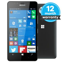 Microsoft Lumia 950 - 32GB - Black (Unlocked) Smartphone