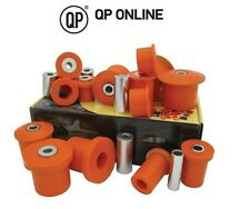 DISCOVERY 3 AND DISCOVERY 4 POLYBUSH DYNAMIC ORANGE FULL BUSHES KIT DA3144