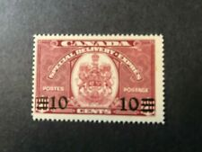 Canada 1939 stamp, E9 Special Delivery  MNH