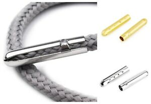 Cord End Tip Tube Clasps for Joggers Hoodies Laces