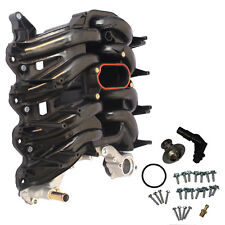 w/ Gaskets Intake Manifold Upper For Ford Pickup Truck E-Series F-Series 5.4L V8