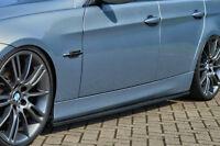 CUP Seitenschweller Schweller Sideskirts aus ABS passend für BMW E90 E91 3er
