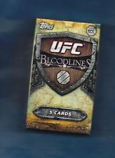 2014 TOPPS BLOODLINES SEALED FACTORY PACK AUTOGRAPH OR RELIC PER PACK ! ! !