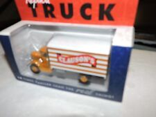 AHL BRAND 1/64th SCALE  DIE CAST CLAUSENS BAKERY MACK TRUCK  # 6402