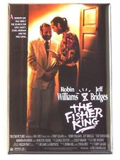 The Fisher King Fridge Magnet (2.5 x 3.5 inches) movie poster