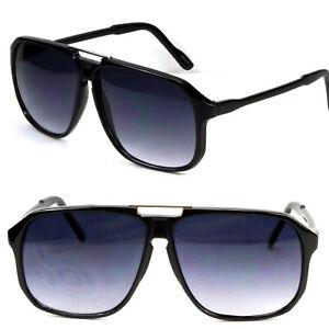 Men Evidence Hip Hop Large Oversized Sunglasses Shades Fashion Retro Club Rapper