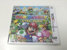 MARIO PARTY STAR RUSH . Pal España..Envio Certificado..Paypal