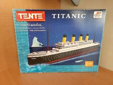 TENTE 70113 Titanic Juego de construcción completo (similar LEGO) Borrás