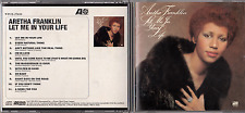 Aretha Franklin : Let Me In Your Life  - Album CD
