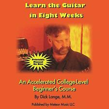 Beginner Guitar Course, video and manual from Meteor Music
