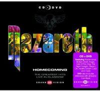 Nazareth - Homecoming [CD+DVD]