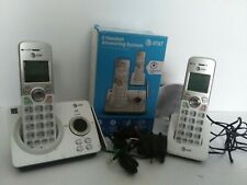 AT&T 2 Handset Answering System EL52219