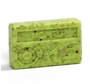 Organic Argan Oil French soap MOJITO