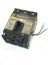 Square D Fal3603015M1212 Mag-Gard 30 Amp Breaker With Aux Switch *Free Shipping*