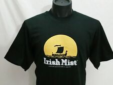 Vintage IRISH MIST LIQUEUR T Shirt XL 70/80s Soft Thin Ireland Irish Whiskey Tee