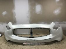 Textured Front Bumper Cover For FX50 09-10 Plastic