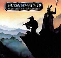 HAWKWIND masters of the universe  ltd. Edition Foldout Sleeve LP NEU OVP/Sealed
