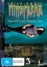 Criss Angel  Mindfreak - Season 2 - 3-Disc Set - Region 4 DVD
