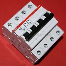 ABB S204-B16 / 4-polig / 16A Sicherungsautomat Leitungsschutzschalter