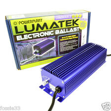 LUMATEK 600W NEW 2017 MODEL DIGITAL ELECTRONIC DIMMABLE BALLAST