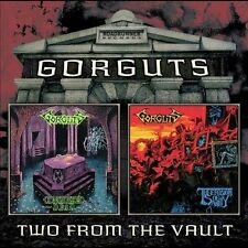Gorguts - Considered Dead/The Erosion of Sanity CD