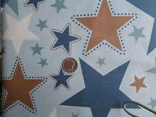 ALL STAR / SUPERSTAR F3090 Blue Riley Blake 1/2 YARD