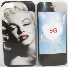 iPhone 5G Marilyn Monroe Artist Case