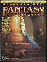 Frank Frazetta Fantasy Illustrated 6 Magazine Hildebrandt Portacio Orizio art NM
