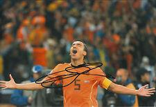 Giovanni VAN BRONCKHORST SIGNED Autograph 12x8 Photo AFTAL COA