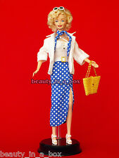 Marilyn Monroe Barbie Doll Summer Sightseeing Ensemble Celebrity Redress Loose w