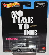 Hot Wheels 2021 Replica Entertainment No Time To Die 1963 Aston Martin Db5